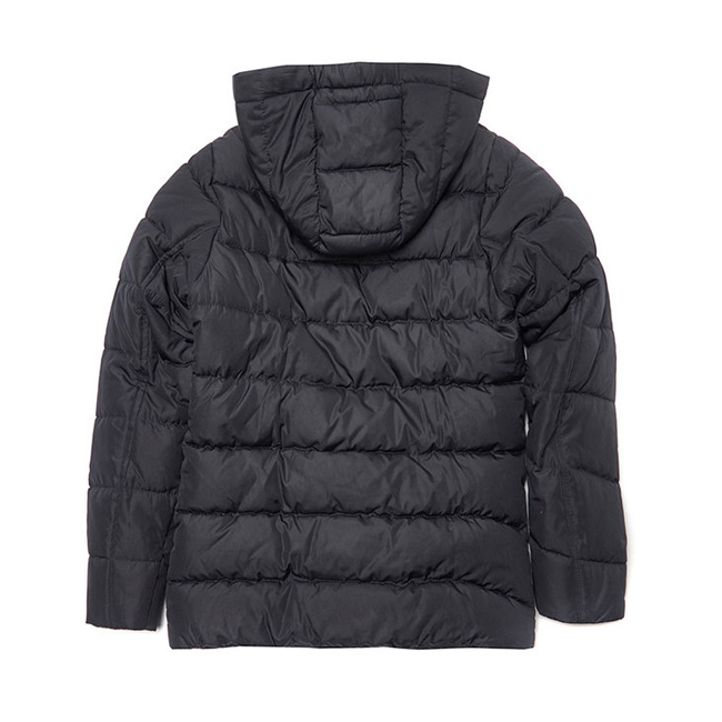 Cheap Barbour Boys Navy COWL QUILTED JACKET Online