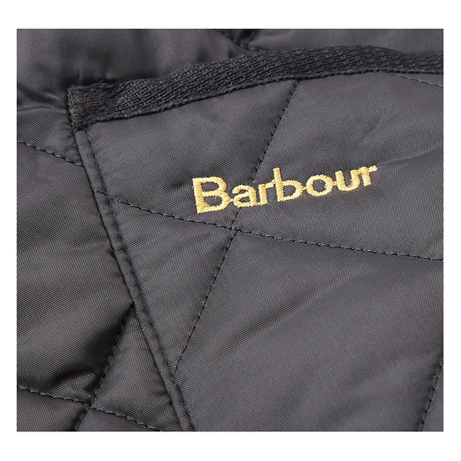 Cheap BARBOUR BOY\'S LIDDESDALE QUILTED JACKET Black Sale
