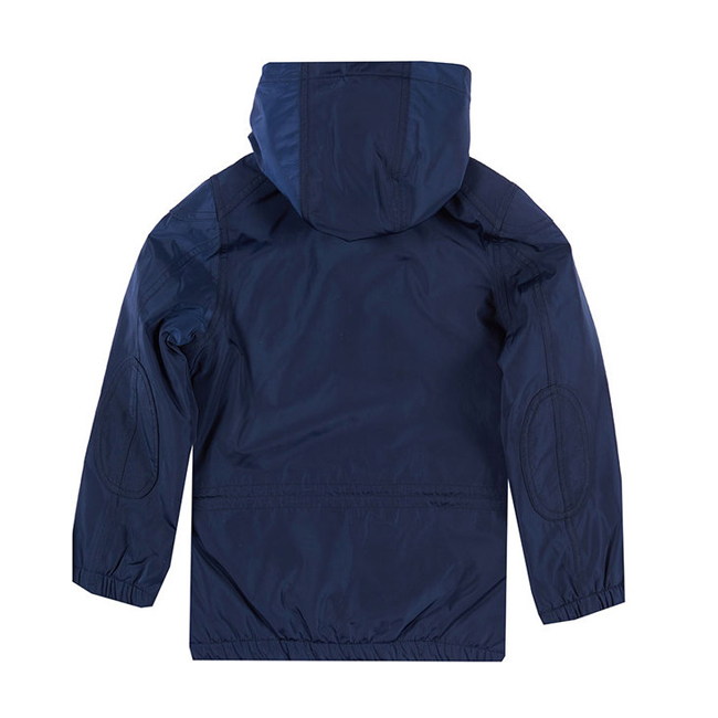 Barbour NYLOC WATERPROOF JACKET Boys Navy Outlet Store