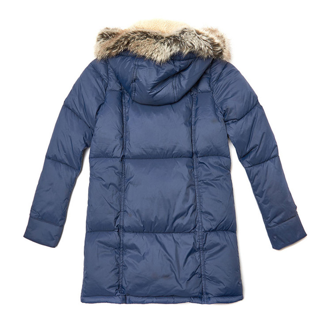 Cheap BARBOUR GIRLS ICEFIELD QUILTED JACKET Royal Navy Sale
