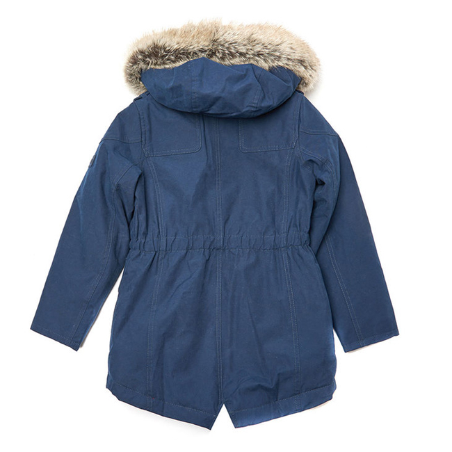 Cheap B.INTL GIRLS IMPELLER WATERPROOF BREATHABLE JACKET Navy Sale