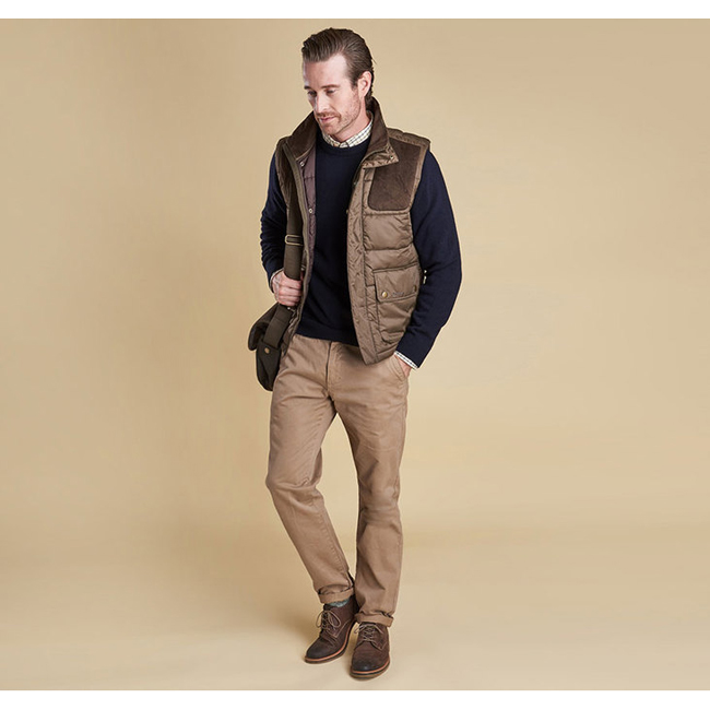 Cheap BARBOUR COLWARMTH QUILTED GILET Olive Sale