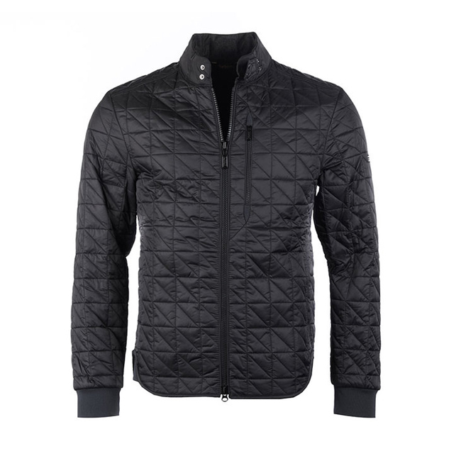 barbour leven quilted jacket