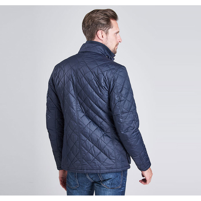 Cheap B.INTL WINDSHIELD TAILORED FIT QUILTED JACKET  Navy Sale