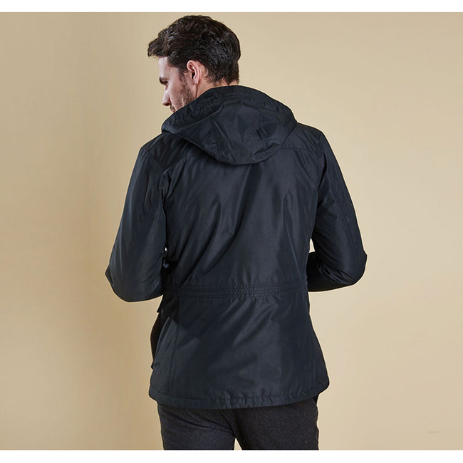 Barbour RESISTANCE WATERPROOF JACKET Men Black  Outlet Store
