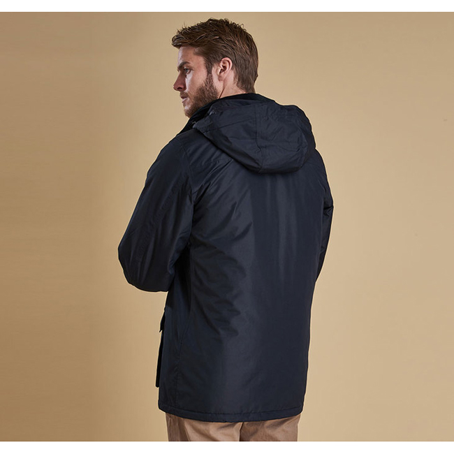 Barbour SCUPPER WATERPROOF BREATHABLE JACKET Men Navy Outlet Store