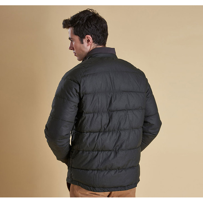 Barbour ARDWELL WAX JACKET Men Light Olive Outlet Store